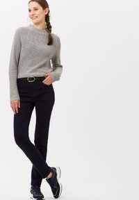 BRAX - STYLE MARY - Jeans slim fit - clean dark blue - 1