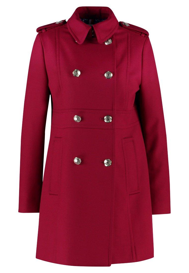 MADISON COAT Mantel purple
