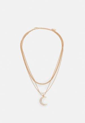 WIN MOON  - Necklace - gold