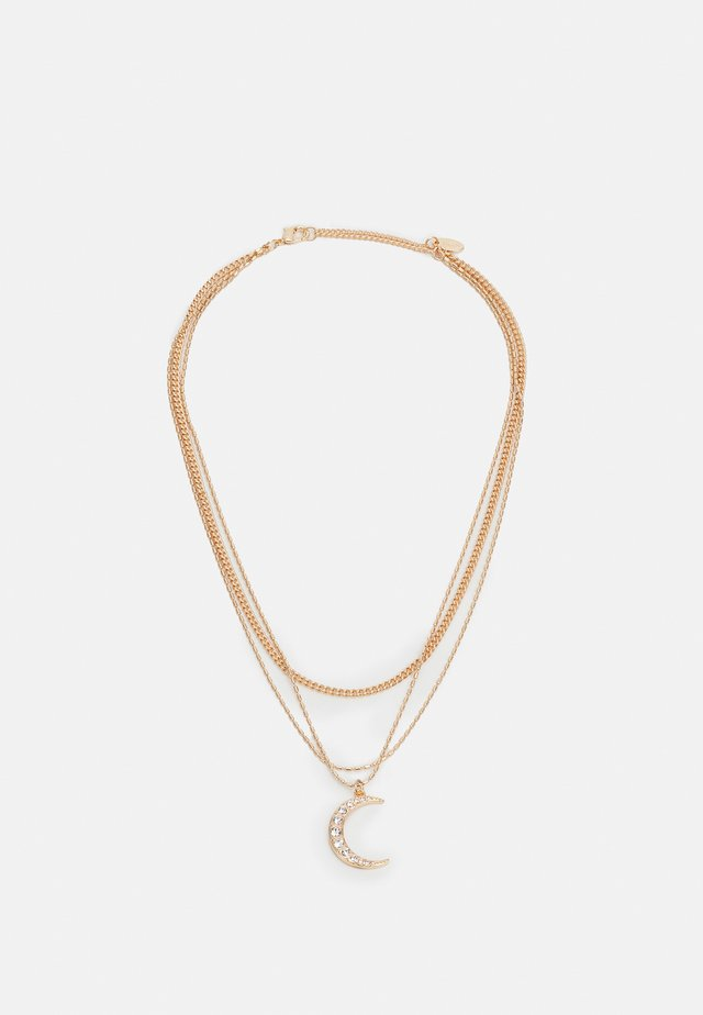 WIN MOON  - Halsband - gold