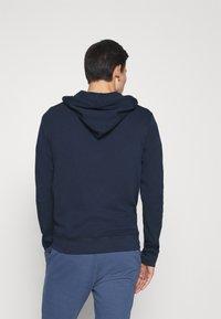 Tommy Hilfiger - HOODIE - Pyjama top - blue - 2
