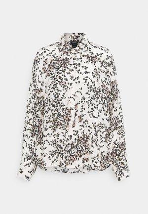 ELSA - Button-down blouse - light beige