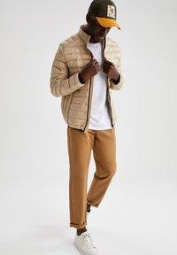 DeFacto - Light jacket - beige - 1