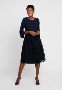 Apart - DRESS - Cocktail dress / Party dress - midnight blue - 0