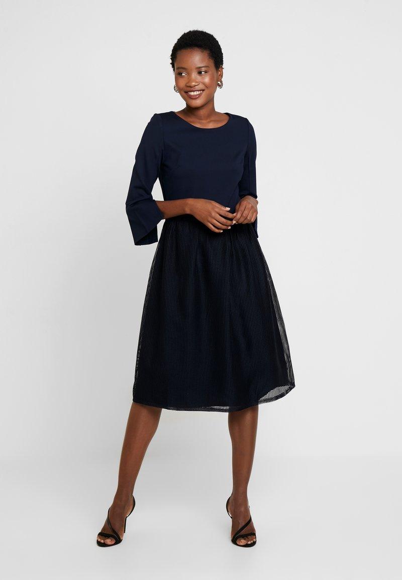 Apart - DRESS - Cocktail dress / Party dress - midnight blue