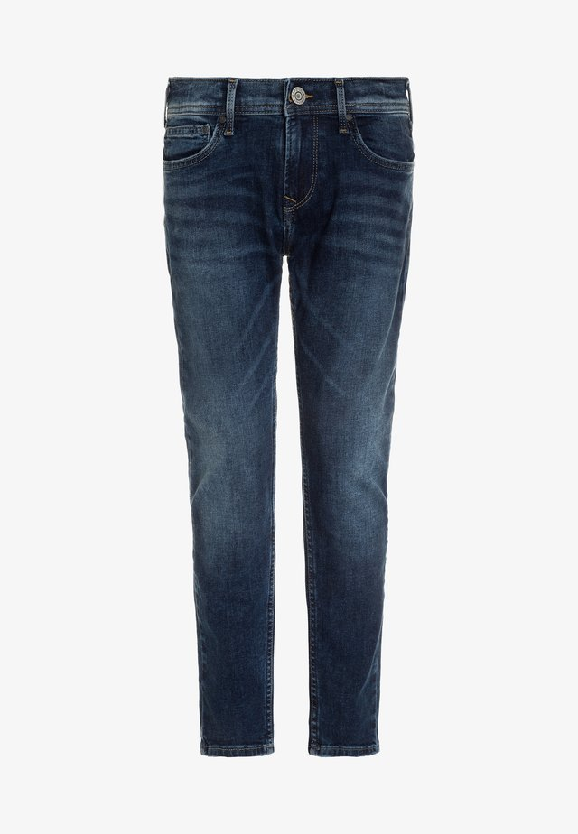 FINLY - Vaqueros pitillo - denim