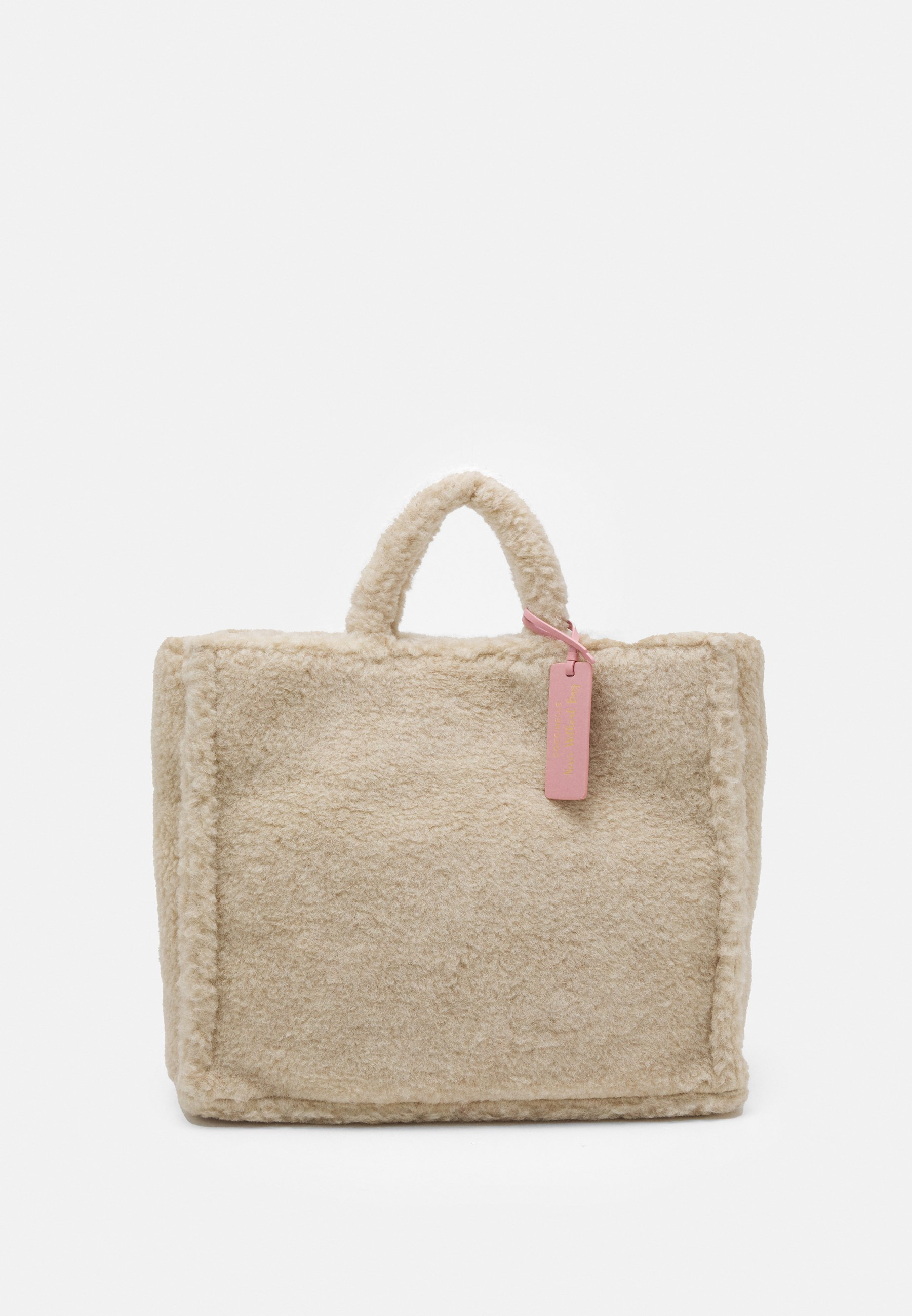 Women NEVER WITHOUT TOP HANDLE - Tote bag