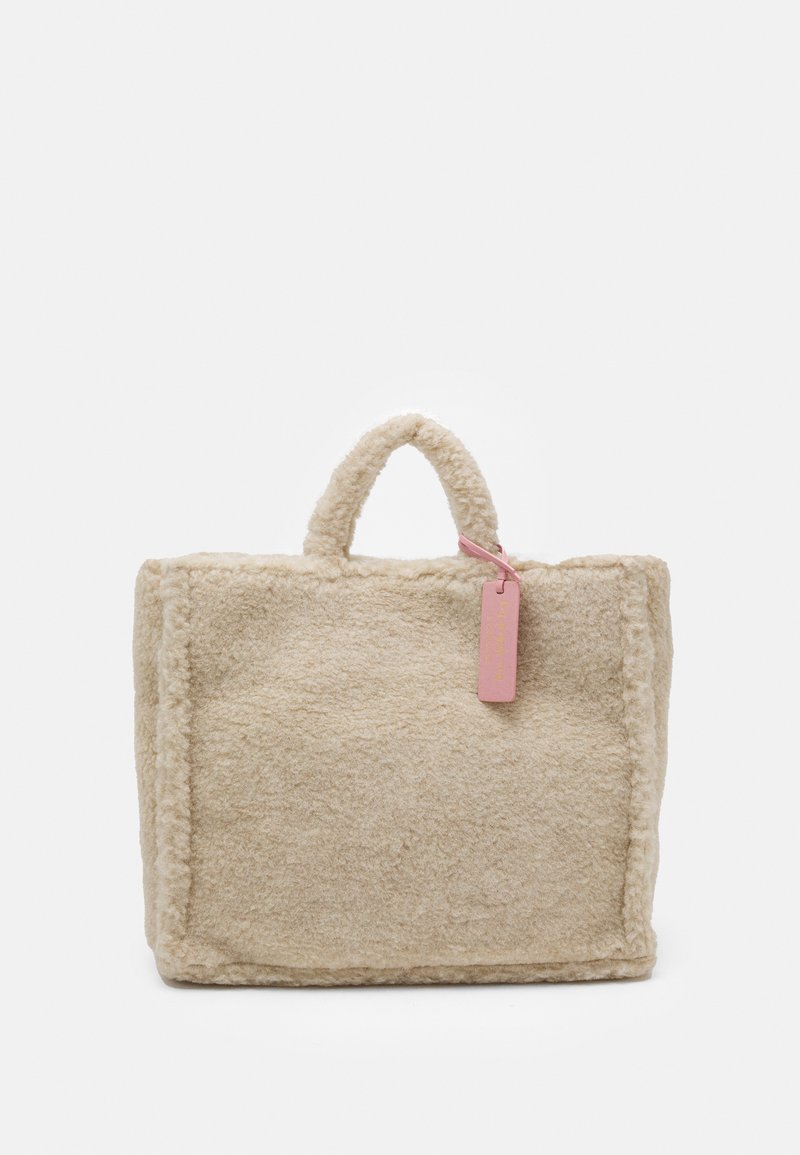 Coccinelle - NEVER WITHOUT TOP HANDLE - Tote bag - powder pink