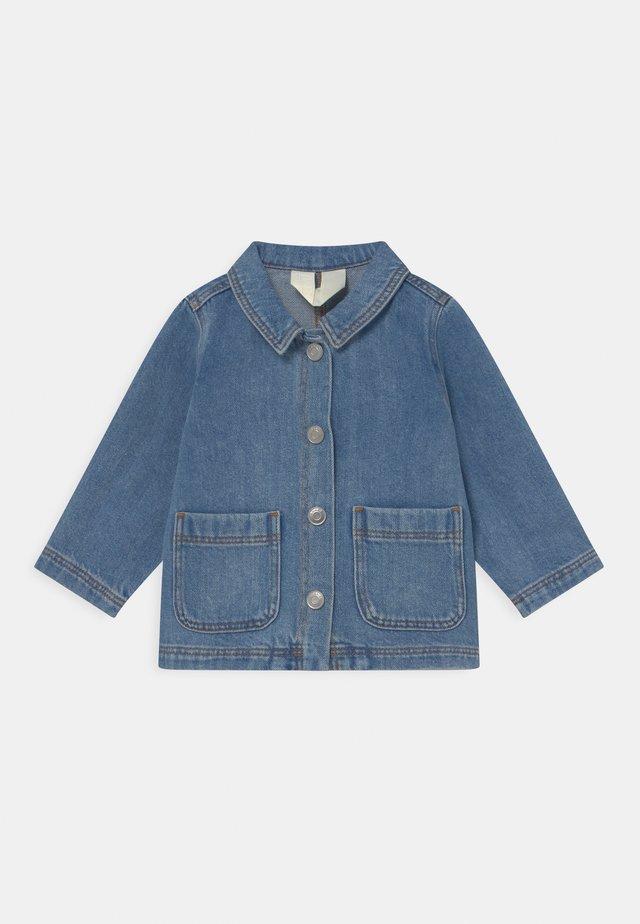 UNISEX JACKET - Denim jacket - blue denim