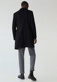 Mango - ARIZONA - Classic coat - schwarz - 2