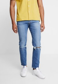 Levi's® - 501® SLIM TAPER - Jean slim - ironwood dx - 0
