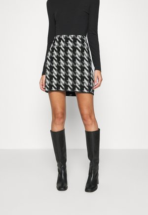 RAVENNA - Mini skirts  - black