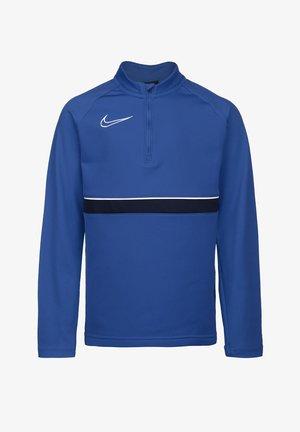 ACADEMY DRIL UNISEX - Sports shirt - royal blue / white / obsidian
