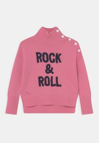 Zadig & Voltaire - POLO NECK - Jumper - pale pink - 0