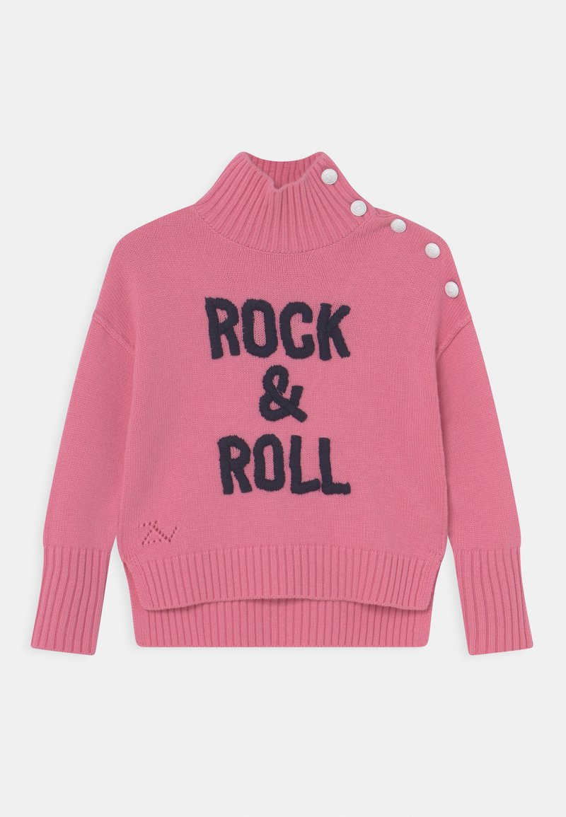Zadig & Voltaire - POLO NECK - Jumper - pale pink