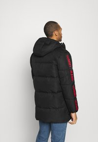 Tommy Jeans - STATEMENT - Down coat - black - 2
