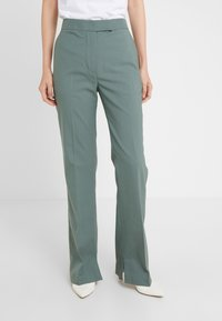 3.1 Phillip Lim - STRUCTURED PANT - Trousers - beryl green - 0