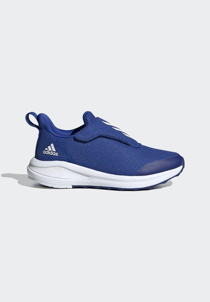 adidas Performance - FORTARUN RUNNING - Stabilty running shoes - blue
