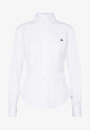NEW KRALL - Button-down blouse - white