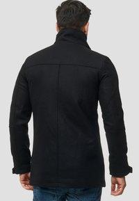 INDICODE JEANS - MÄNTEL BRITTANY - Light jacket - black - 2