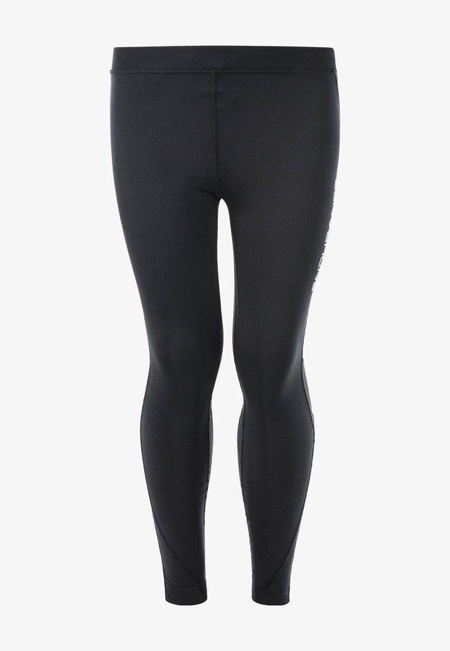 FUNKTIONSTIGHT MILANO JR WINTER XQL - Leggings - Trousers - 1001 black