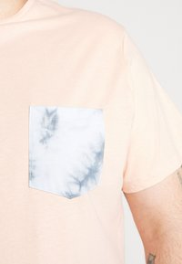 Blend - Basic T-shirt - evening sand - 5