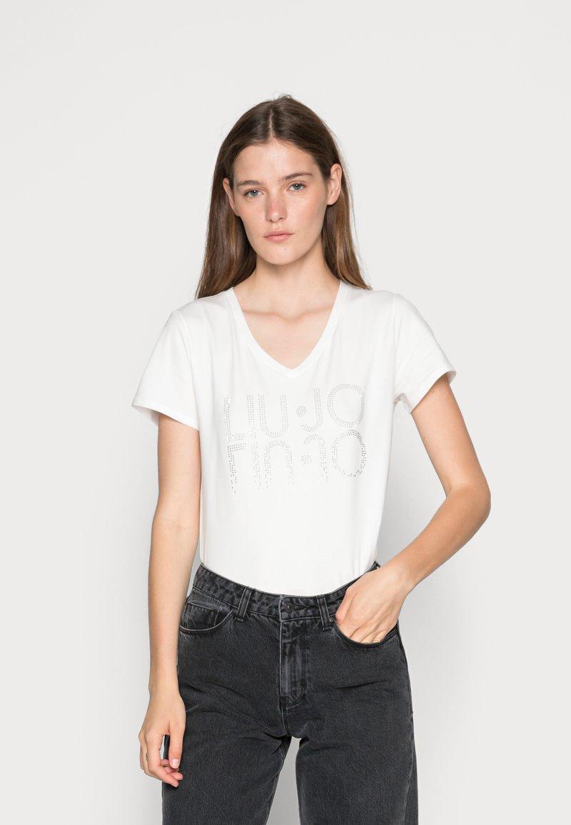 Liu Jo Jeans - Printtipaita - white
