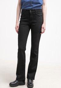 MAC Jeans - DREAM - Straight leg jeans - black - 0