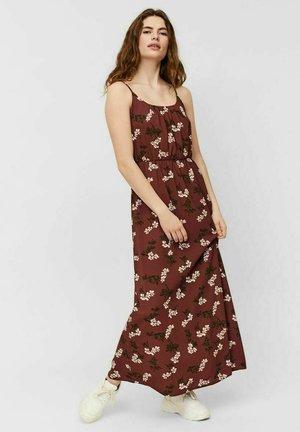 VMSASHA DRESS - Maxi dress - sable