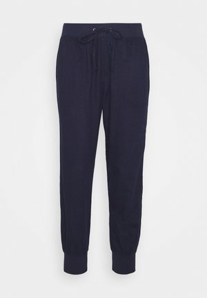 UTILITY JOGGER - Tracksuit bottoms - navy uniform