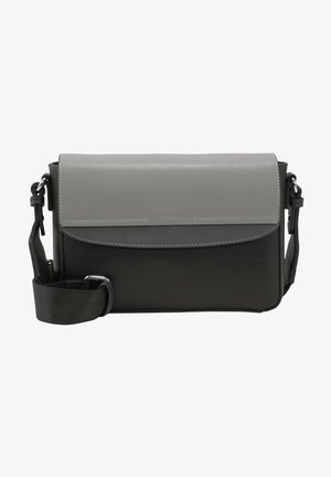 Across body bag - mixed black