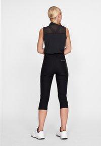 Röhnisch - MIKO  - Polo shirt - black - 3