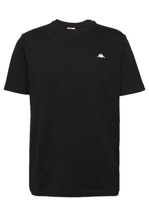 HAUKE TEE - Basic T-shirt - caviar