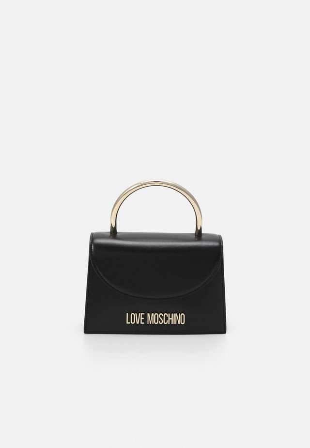 EVENING BAG - Bolso de mano - black