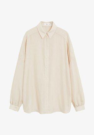 LINER - Koszula - beige