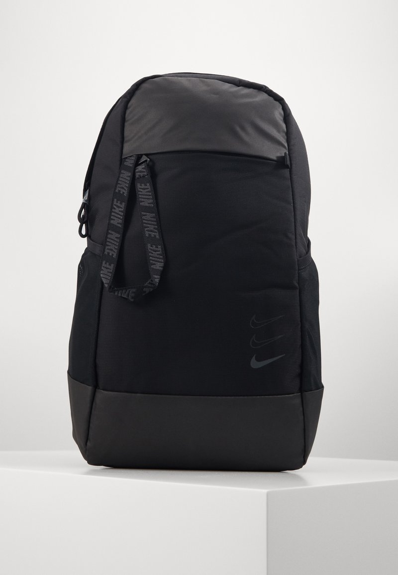 Nike Sportswear - ESSENTIALS UNISEX - Rucksack - black/dark smoke grey