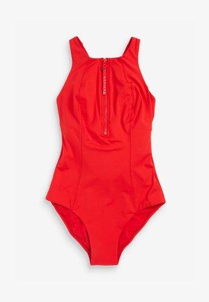 ZIP - Swimsuit - red