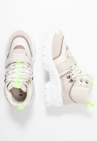 RAID - BRAVO - High-top trainers - blush - 3