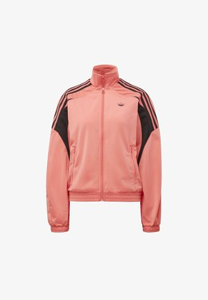 TRACK  - Light jacket - red