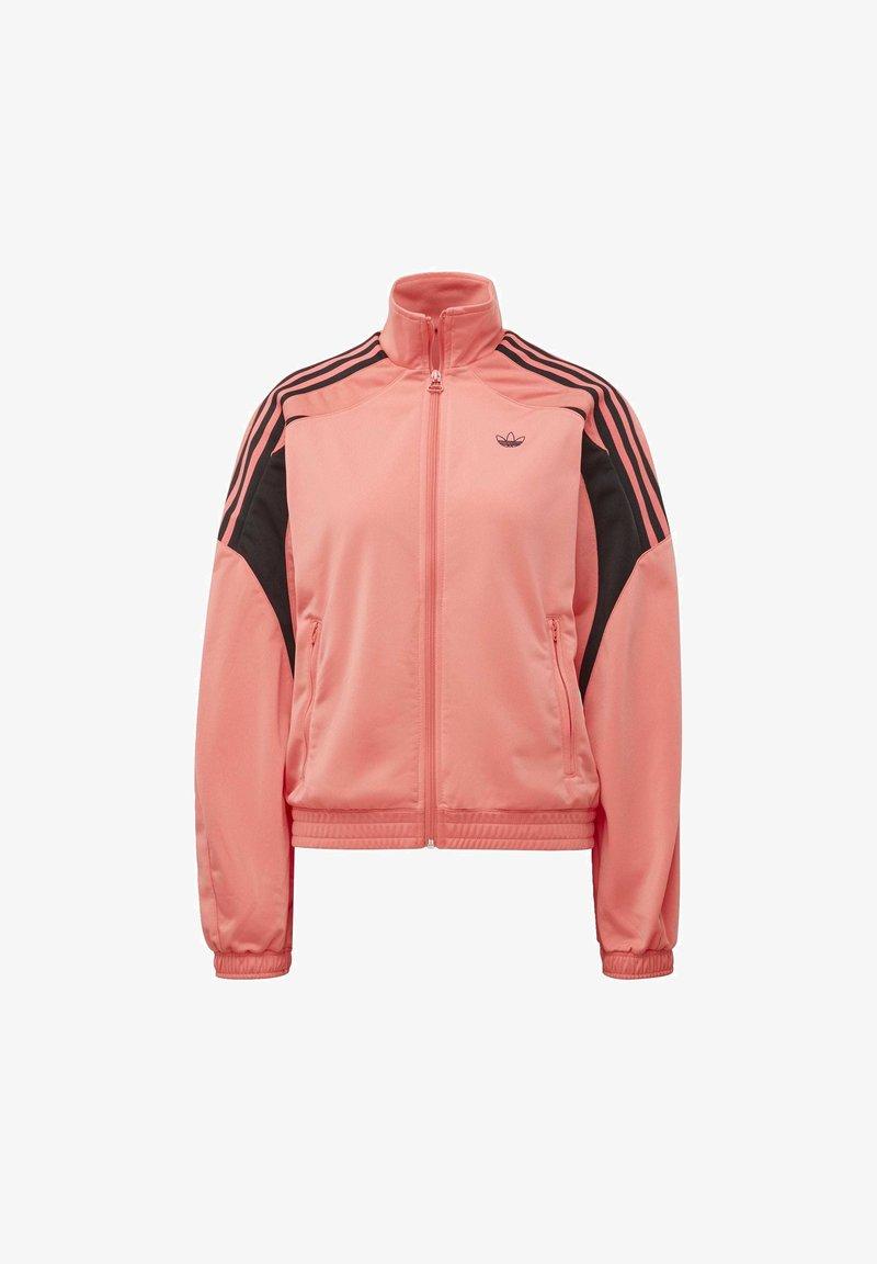 adidas Originals - TRACK  - Light jacket - red