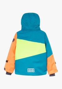 LEGO Wear - LWJOSHUA 701 - Kurtka snowboardowa - dark turquoise - 1