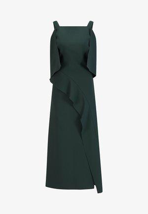 DESTARA - Day dress - open green