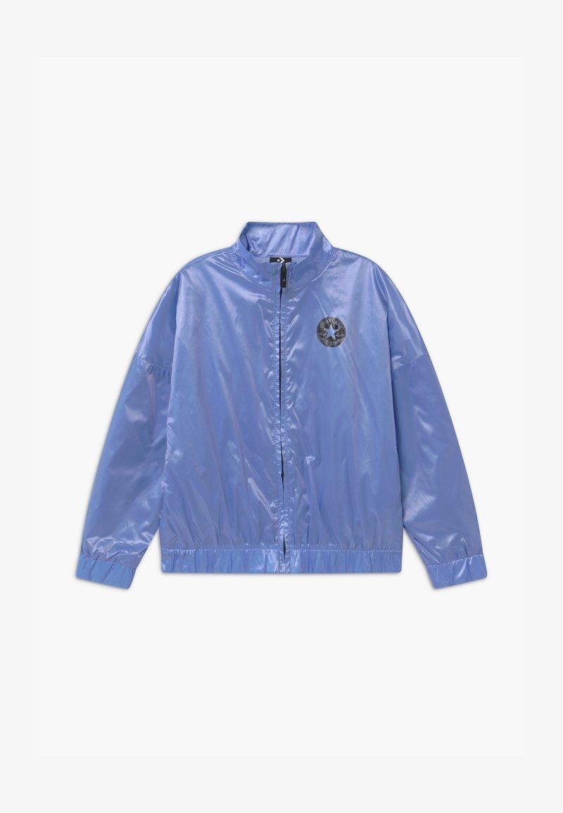 Converse - TWO-TONE  - Training jacket - blue heron