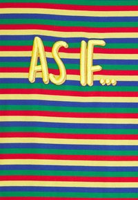 AS IF Clothing - LINES TEE UNISEX - Print T-shirt - multicolor - 2