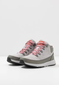The North Face - Hiking shoes - micro chip grey/mauveglow - 2