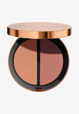 SUMMER GLOW COLLECTION - BRONZING POWDER DUO - Bronzer - medium & telluride
