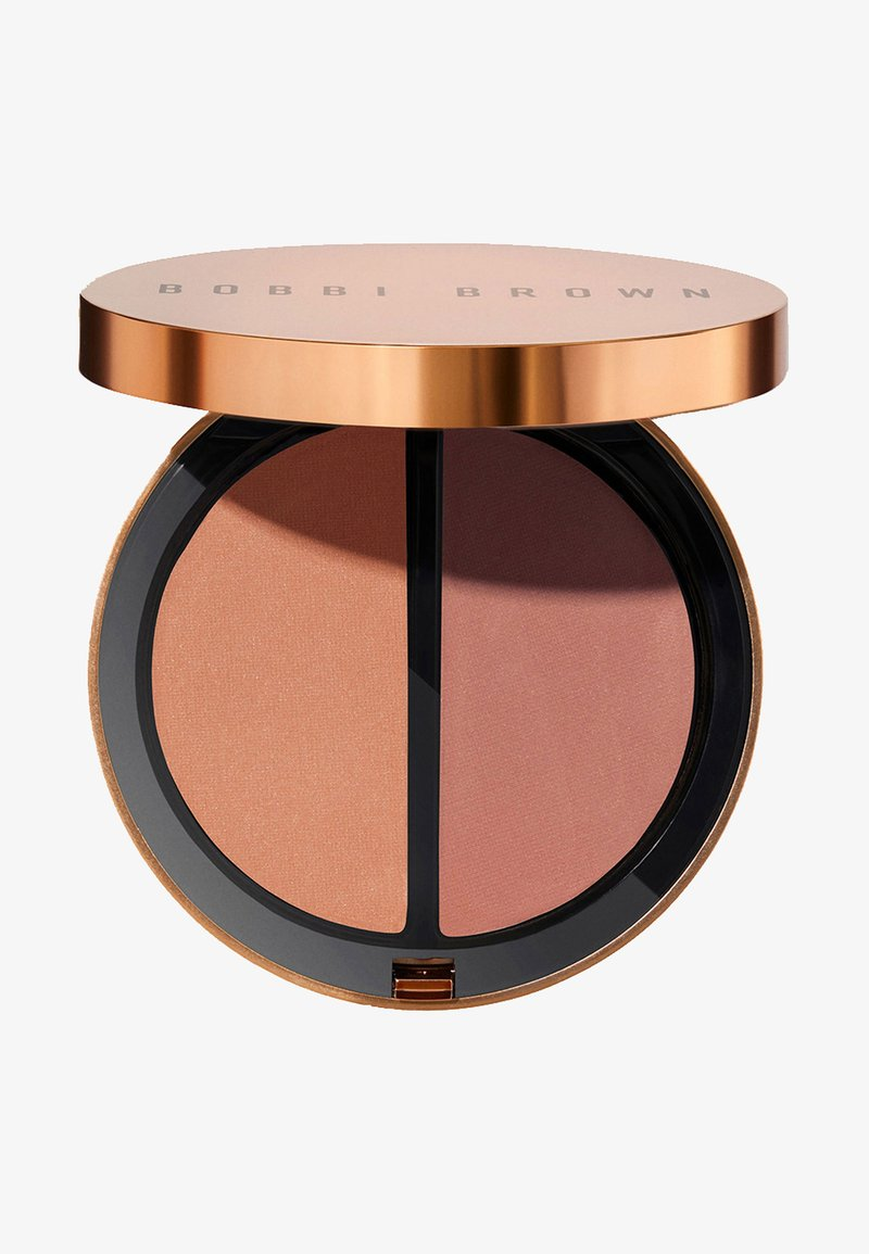 Bobbi Brown - SUMMER GLOW COLLECTION - BRONZING POWDER DUO - Bronzeur - medium & telluride
