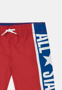 Converse - ALL STAR POOLSIDE - Swimming shorts - enamel red - 2