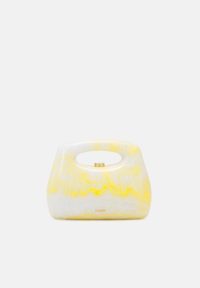 MIMI CROSSBODY - Håndveske - yellow