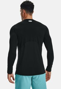 Under Armour - Long sleeved top - black - 2